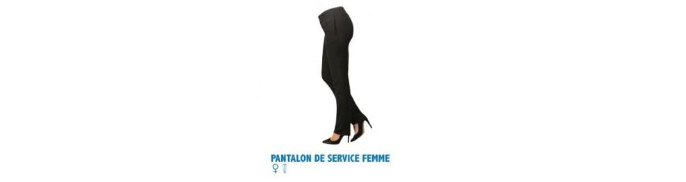 Pantalons de service femmes