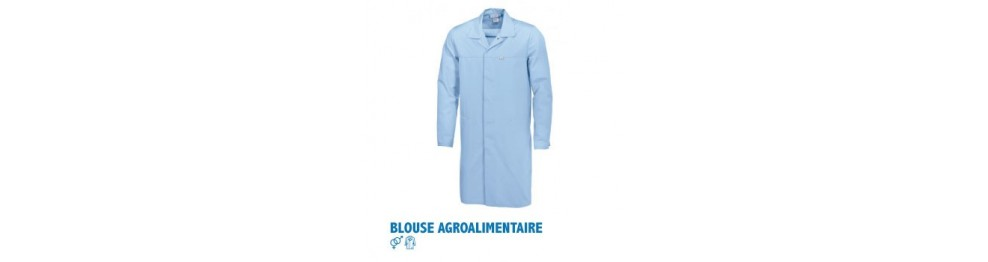 Blouses agroalimentaire