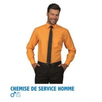 CHEMISE DE SERVICE HOMME