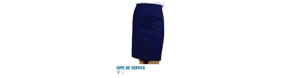 JUPE DE SERVICE